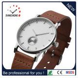 Relógio da caixa da liga do relógio de Triwa do estilo dos homens do preço de fábrica (DC-129)