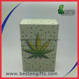 작은 주석, 담배 팩 주석 상자, 얇은 금속 주석 상자