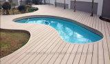 La maggior parte della pavimentazione composita popolare di legno solido di Decking/laminato dei prodotti WPC