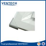 正方形の拡散器、空気調節のための天井4の方法拡散器