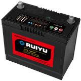 Batería de plomo del automóvil de Nx100-6 frecuencia intermedia 12V 50ah