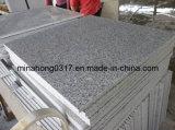 Geflammte graue Fliesen/Platten des Granit-G633 Grantie