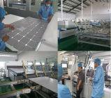 Painel policristalino elevado do picovolt da energia solar de eficiência 155W