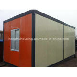 Camera domestica prefabbricata di vendita calda del contenitore