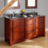 Cabina de cuarto de baño clásica de la vanidad del cuarto de baño de la alta calidad Fed-1601