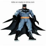 Projetar o Figurine variado dos tamanhos do PVC superman plástico