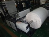 Saco de compra não tecido inteiramente automático do t-shirt da tela que faz a máquina (WFB-600A)