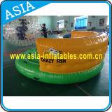 Sport di acqua pazzeschi gonfiabili del UFO, UFO gonfiabile dell'acqua per la sosta dell'acqua