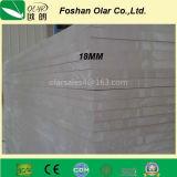 Tarjeta de suelo ligera clasificada del cemento de la fibra del fuego