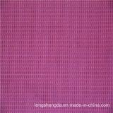 75Dによって編まれるあや織りの格子縞の平野の小切手のオックスフォードの屋外のジャカード100%年のポリエステルファブリック(X044)