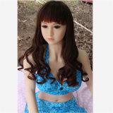 Jeune poupée isolée douce de bonne qualité de sexe de fille (158cm)