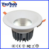30W 6 인치 - 높은 Power LED Downlight Round COB LED Ceiling Light