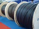144 cable óptico al aire libre de fibra de Singhemode GYTA de la base