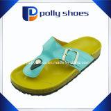 Тапочки ушивальника повелительниц Flop Flip студня сандалии женщин плоские