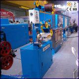 Máquina Extrusora de cable de alambre con la máquina que arrolla PLC Envoltura de embalaje