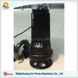 Wq Qw Elektromotor-versenkbares Abwasser-schmutzige Wasser-Sumpf-Pumpe