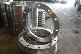 Brides de bride d'ajustage de précision de pipe d'acier inoxydable de prix usine d'OEM
