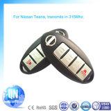 日産Teana Qn-RF402XのためのユニバーサルスマートなキーFob
