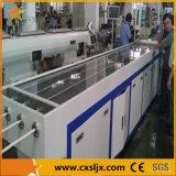 Linea di produzione ad alto rendimento del tubo della cavità del PVC quattro