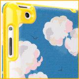 Caixa da tabuleta do couro da alta qualidade de Whosales para o iPad