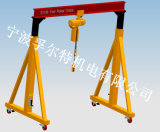 Ce/ISO9001with  FT3  Worm  Wheel  Height  Adjustable  De Kraan van de brug