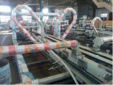 판지 상자 폴더 Gluer 고속 자동적인 기계