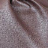 Fournisseur expert de tissu de cuir artificiel pour les meubles (788#)