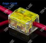 Электрический терминальный разъем провода блокировочного для расположения провода