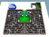 HandelsGrade Inflatable Maze für Race Game