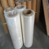 Transparente / Borrar de reparto Pallet Wrap PE film estirable
