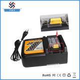 Cargador de batería de la herramienta eléctrica de la velocidad rápida 14.4V-18V Makita