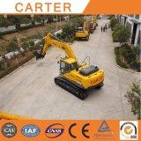 GLEISKETTEN-Löffelbagger-Exkavator Carter-CT220-8c (22t) Multifunktionshochleistungs