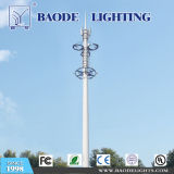 30m Polygonal Q345 Steet Hohes-Mast Lights