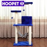 Hanging Toys를 가진 싼 Hot Sale Cat Tree Cat Furniture