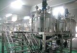 Misturador homogeneizador de lavagem líquida de tampa aberta