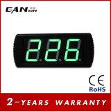 [Ganxin] temporizador verde de 4 esportes de Digitas do temporizador do diodo emissor de luz da polegada