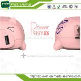 La Banca mobile di potere del maiale di piena capacità di vendita all'ingrosso 11500mAh