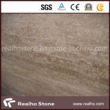 Slab Flooring Tile를 위한 최상 Coffee Travertine