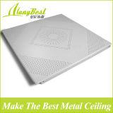 2017年の中国の破裂音のアルミニウム金属の天井板