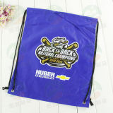 Polyester modificado para requisitos particulares 210d Drawstring Bag con Log M.Y.D-012