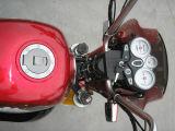 2015閉じる小屋の貨物三輪車3の車輪のオートバイ