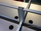 Modernes gerades Büro-hohe Partition mit Glasaluminiumrahmen (HF-YZQ325)