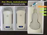 Explorador sin hilos del ultrasonido para los móviles del iPhone del iPad