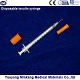 처분할 수 있는 1cc 인슐린 주사통 0.5cc 인슐린 주사통 0.3cc 인슐린 주사통 (ENK-YDS-055)