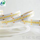 3M reale lega l'indicatore luminoso con un nastro di striscia flessibile del LED (LM3528-WN240-G-S-24V)