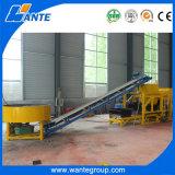 Machine de fabrication de brique automatique de vente chaude de ciment de pierre du sable Qt4-25