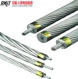 Conductor de aluminio descubierto AAC/AAAC/ACSR para los gastos indirectos