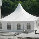 Outdoor Wedding Party Events를 위한 Upal 5X5m PVC Pagoda Tent
