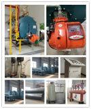 Chaudière à eau chaude au fuel de tube d'incendie pour la serre chaude