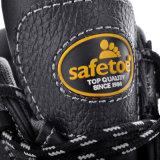 Los zapatos de seguridad baratos, precio de cuero de los zapatos de seguridad, seguridad patean M-8001